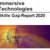 Immersive Technologies Skillnet Skills Gap 2020