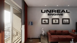 Immersive Technologies Skillnet Fundamentals of Unreal Engine Room View