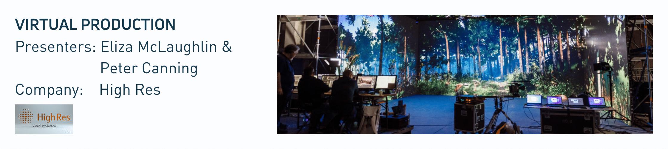Immersive Technologies Skillnet Virtual Production Photo