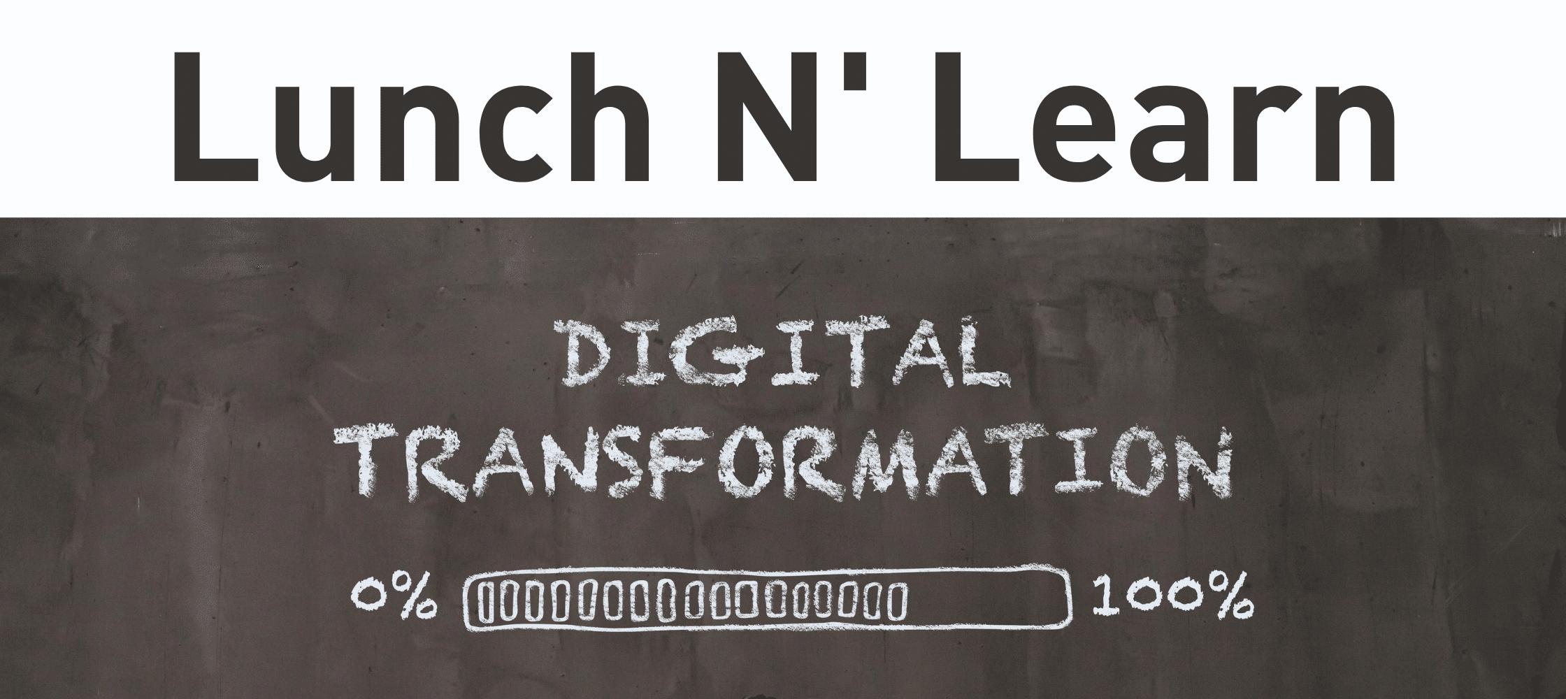 Immersive TEchnologies Skillnet Digital Transformation written on a blackboard with render bar