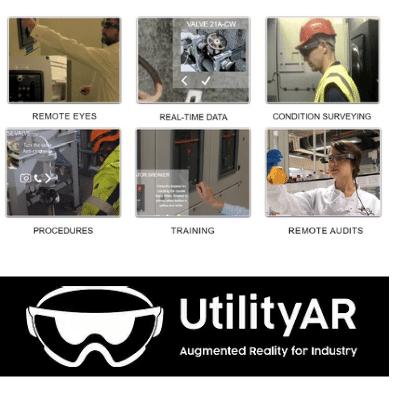 Immersive Technologies Skillnet Augmented Reality uses