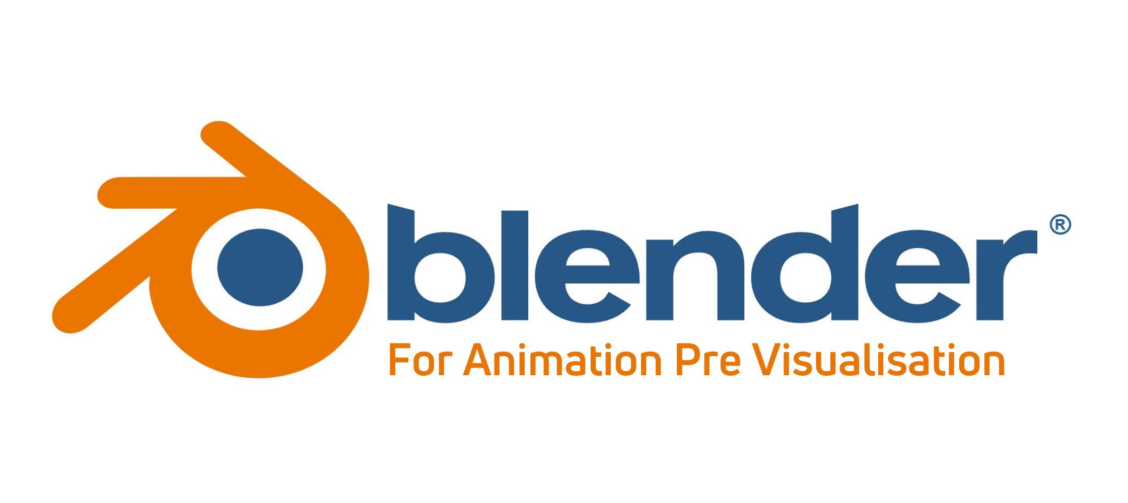 Immersive Technologies Skillnet Blender Logo Orange and Blue